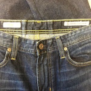 AG men's jeans. the protege straight leg.